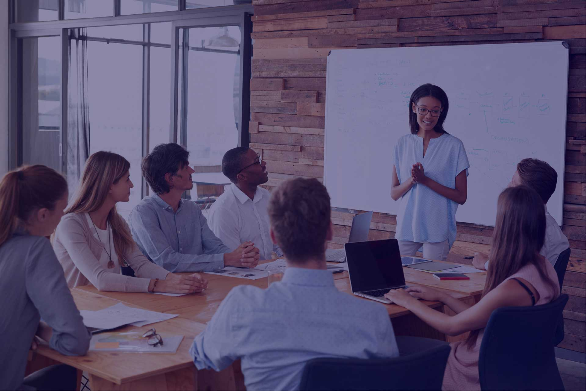 top image - Corporate Training