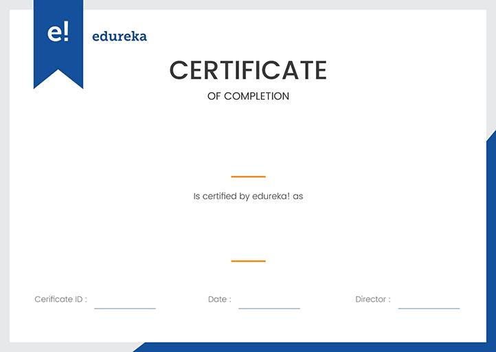 sample certificate
