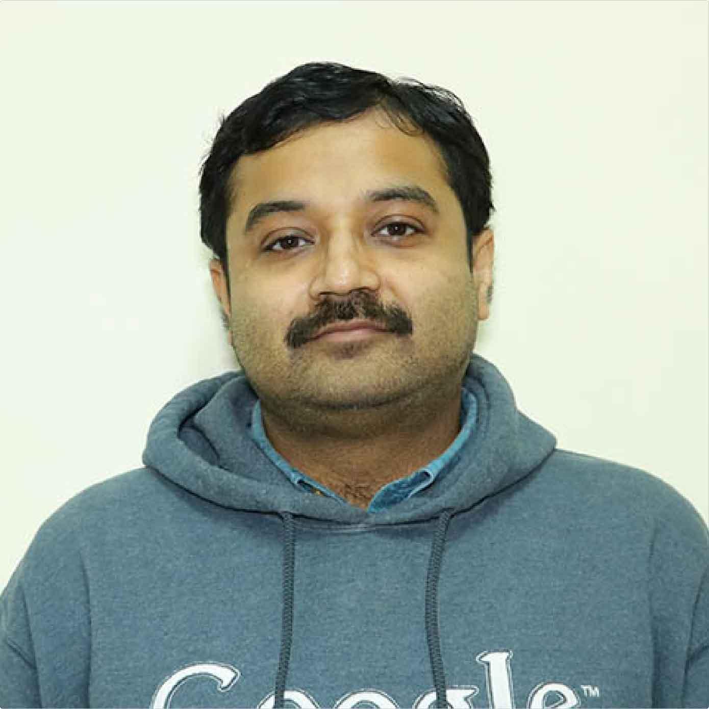 Prof. Swarnendu Biswas-image